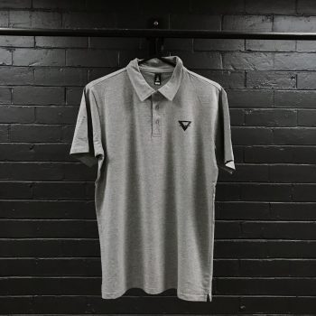 Vortex Polo Grey